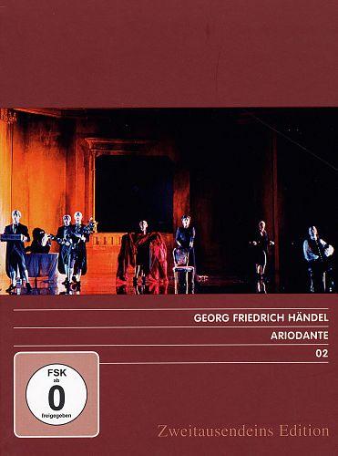 Ariodante. Zweitausendeins Edition Musik 02. von G.F. Händel für 4,99€