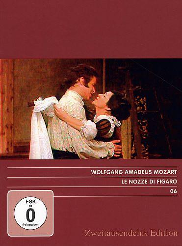 Le Nozze Di Figaro. Zweitausendeins Edition Musik 06. von W.A. Mozart für 9,99€