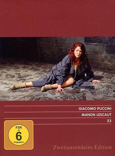 Manon Lescaut. Zweitausendeins Edition Musik 23. von Giacomo Puccini für 4,99€