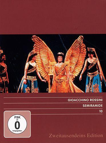 Semiramide. Zweitausendeins Edition Musik 10. von Gioacchino Rossini für 7,99€