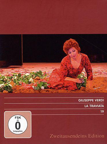 La Traviata. Zweitausendeins Edition Musik 19. von Giuseppe Verdi für 4,99€