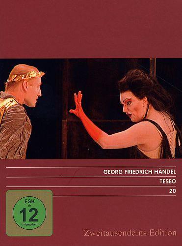 Teseo. Zweitausendeins Edition Musik 20. von G.F. Händel für 4,99€