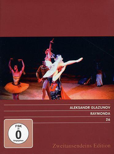 Raymonda. Zweitausendeins Edition Musik 26. von Alexander Glasunow für 4,99€