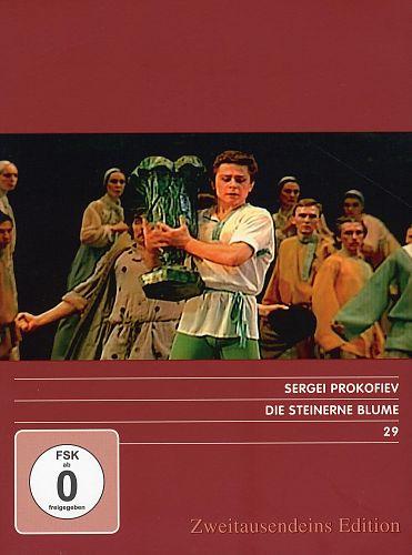 Die Steinerne Blume The Stone Flower. Zweitausendeins Edition Musik 29. von Sergej Prokofjew für 4,99€