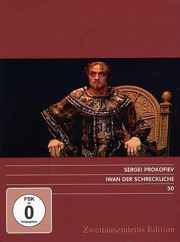 Iwan Der Schreckliche. Zweitausendeins Edition Musik 30. von Sergej Prokofjew für 4,99€
