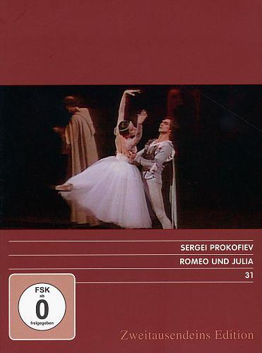Romeo & Julia. Zweitausendeins Edition Musik 31. von Sergej Prokofjew für 4,99€