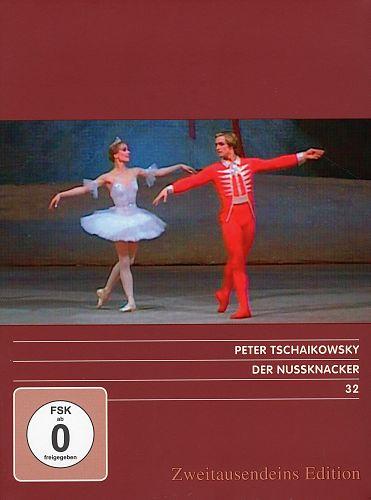 Der Nussknacker. Zweitausendeins Edition Musik 32. von Peter Tschaikowsky für 4,99€