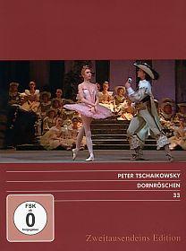 Dornröschen. Zweitausendeins Edition Musik 33. von Peter Tschaikowsky für 9,99€