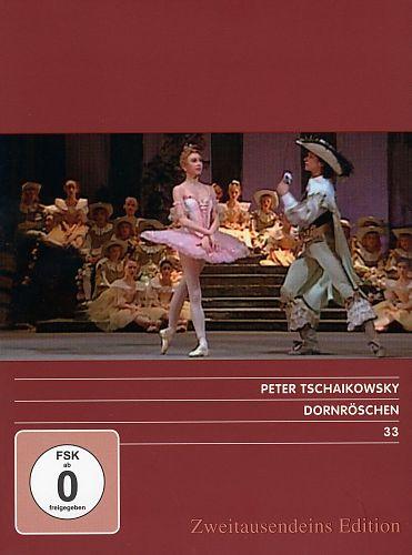 Dornröschen. Zweitausendeins Edition Musik 33. von Peter Tschaikowsky für 4,99€
