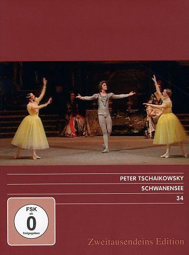 Schwanensee. Zweitausendeins Edition Musik 34. von Peter Tschaikowsky für 9,99€