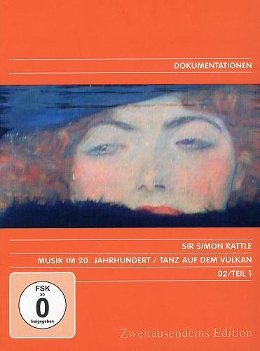 Musik im 20. Jahrhundert - Die Revolution der Klänge Vol. 1: Tanz auf dem Vulkan. Zweitausendeins Edition Dokumentation 02Teil 1. für 4,99€